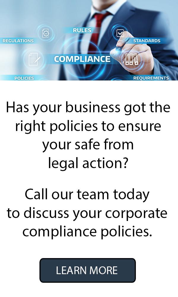 Gerard Wilkes Corporate Compliance