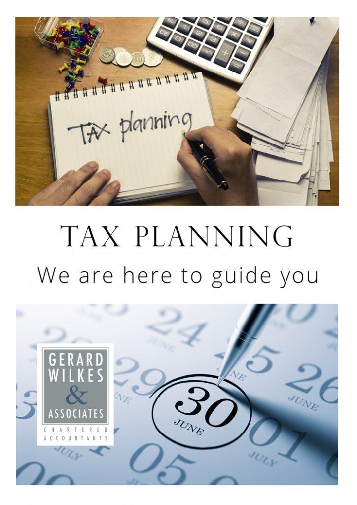 Gerard Wilkes - Tax Planning