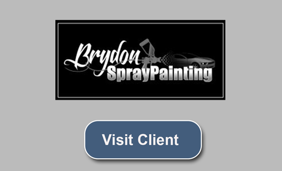 Brydon-Spraypainting