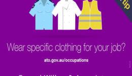 Clothing Claim