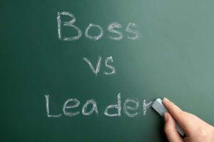 FRIDAY TIP - Great Leaders vs Poor Leaders