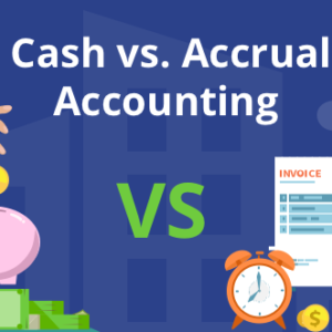 cash vs accrual