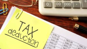tax time deductions