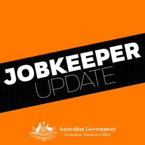 JobKeeper Update