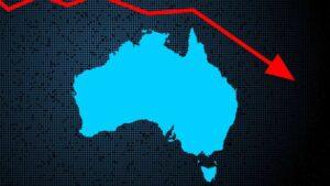 Australia enters recession