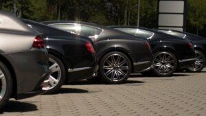 Luxury Car limit