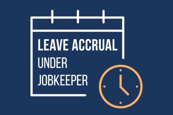 Changes to JobKeeper Laws